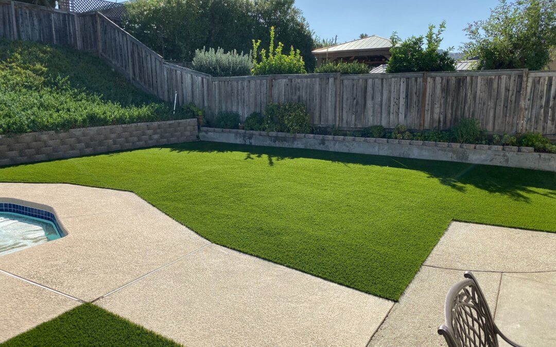 Awesome Small Backyard Ideas from an Artificial Grass Expert in Orlando