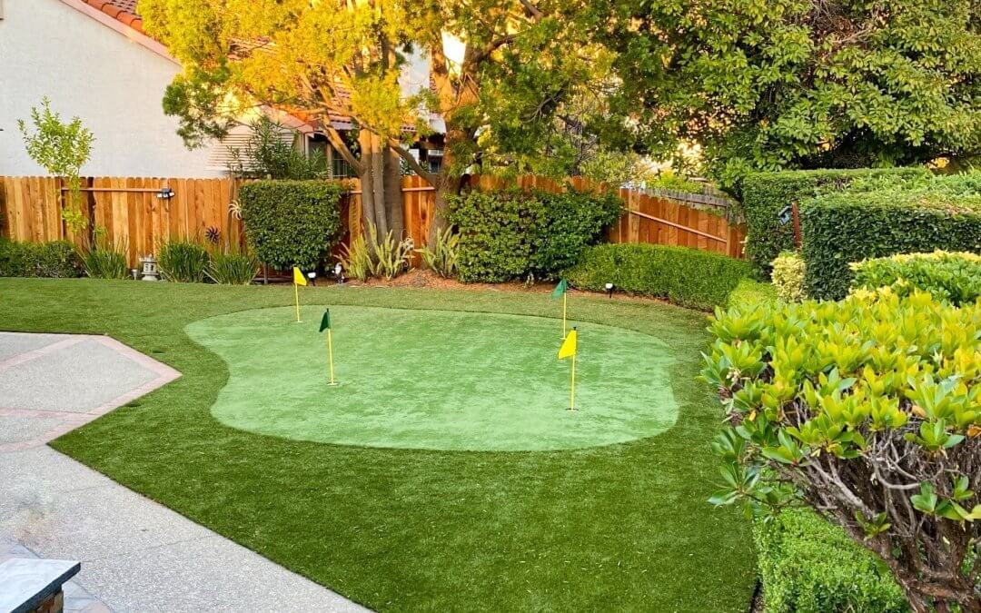 Exciting Outdoor Improvements for Your Putting Greens in Orlando
